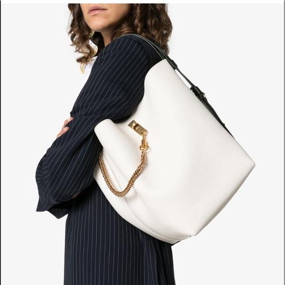 Givenchy Handbags - Givenchy leather shopping bag